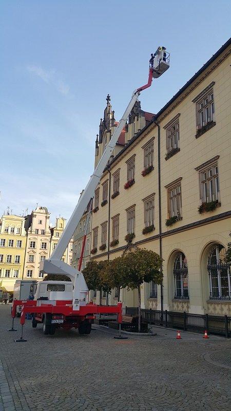Prace na Rynku we Wrocławiu 3