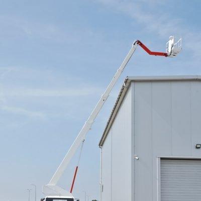 Podnośnik koszowy Bison Palfinger TKA 30 - windex (11)